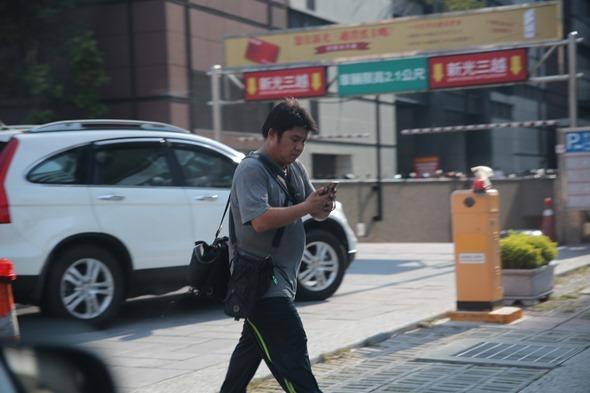 鏡頭直擊/捕捉台南各處 Pokemon GO 「街頭訓練師」 IMG_3804