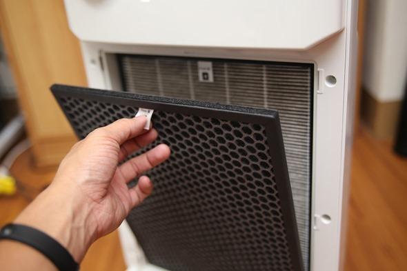 開箱/飛利浦空氣清淨機(AC4014),自動偵測空氣品質保持室內空氣最佳狀態 IMG_4057