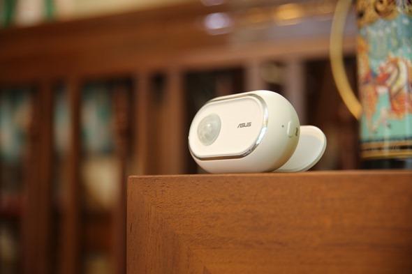 評測/ASUS SmartHome 智慧管家,全天候監控居家安全的好幫手 IMG_4274