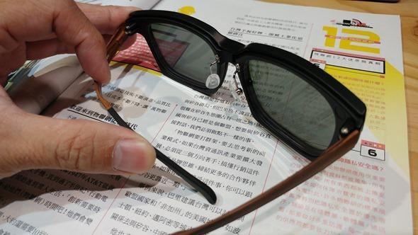 開箱/網友瘋搶 XLTt 濾藍光時尚機能墨鏡(Xuan款),輕盈百搭、室內外適用 20160830_141711