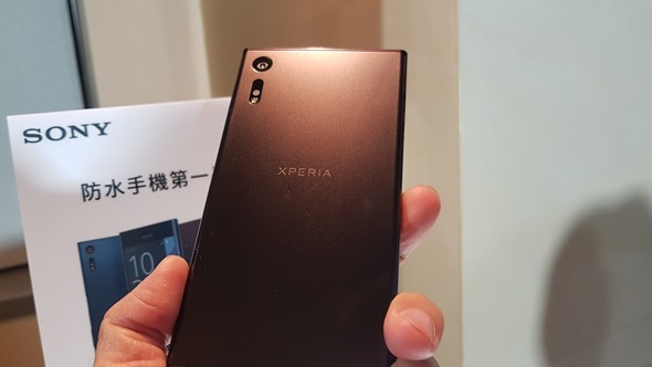 IFA 2016/Sony 的質感都找回來了!全新旗艦 Xperia XZ、Xperia X Compact 20160901_200617