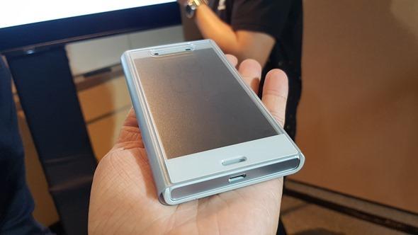 IFA 2016/Sony 的質感都找回來了!全新旗艦 Xperia XZ、Xperia X Compact 20160901_200822