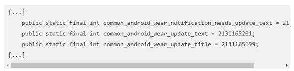 挖出內幕!Android Wear將可玩Pokmeon Go,程式碼已經預備完成 3