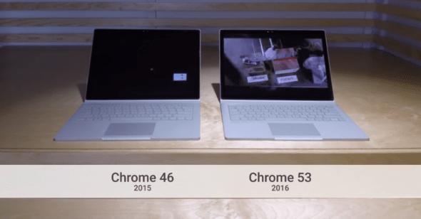 新版Chrome快又省電,官方實測延長2小時筆電續航力 4-590x308