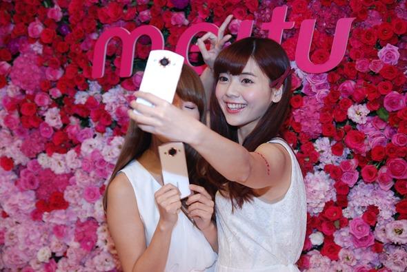 專屬亞洲女孩的自拍手機「美圖M6」來啦! DSC_0020-1