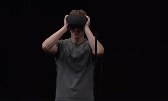VR社交來了!Facebook 創辦人在 Oculus Connect 上展示虛擬實境社交互動 34