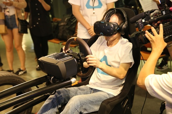 一定要來玩!HTC與三創攜手打造台灣首間VIVELAND虛擬實境樂園 IMG_5249