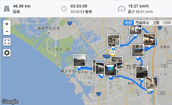 Gogoro台南騎乘體驗連載/原來換電池這麼方便,顛覆對電動車充電的想法 15
