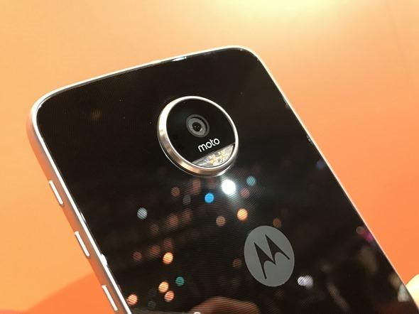 hello moto 回來了!Moto Z/Moto Z Play 雙旗艦上市,一秒變身科技酷玩 IMG_1494