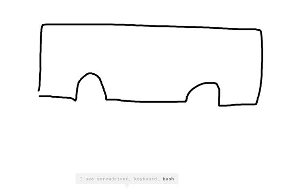 限時 20 秒!你畫的圖 Google 猜得出來嗎? image-25