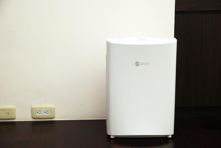 對抗過敏最聰明的 BRISE C200 空氣清淨機 (黃瑽寧醫師推薦) DSC_0034
