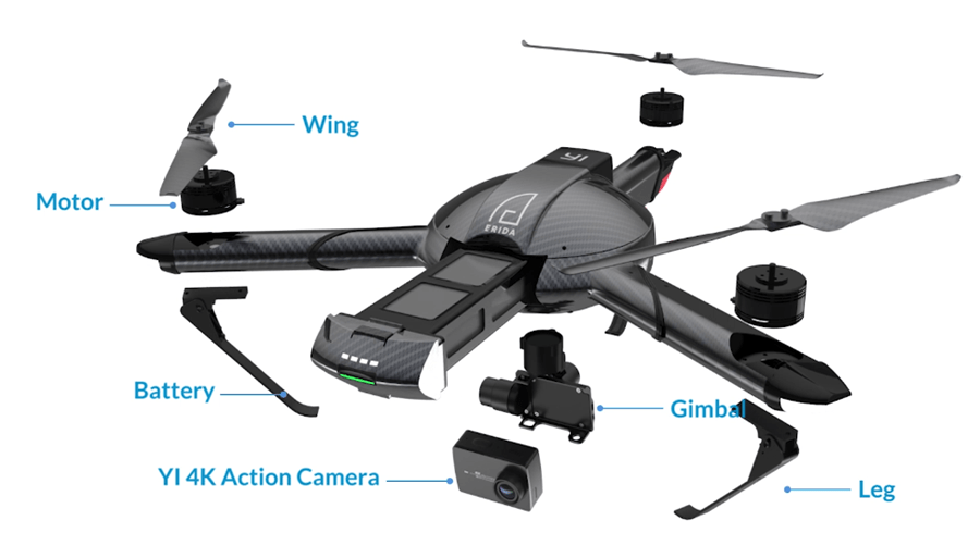 CES 2017報導:小蟻發表三軸空拍機 Yi Erida,具備4k/60ftp相機鎖定攝影玩家 54