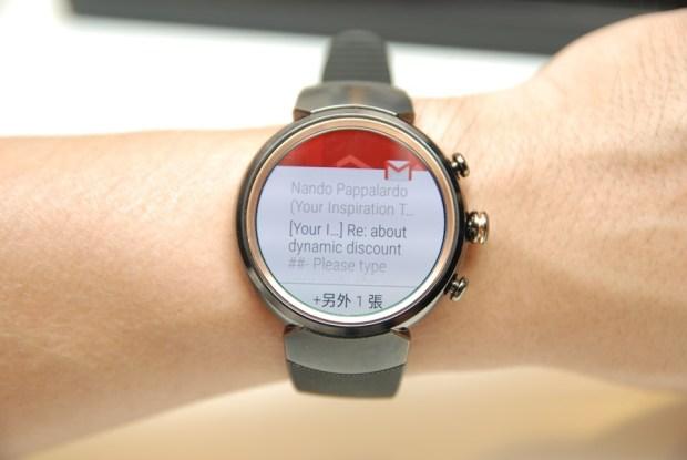 踏上精品之路,ZenWatch 3 又要改變你對智慧手錶的印象了 DSC_0030