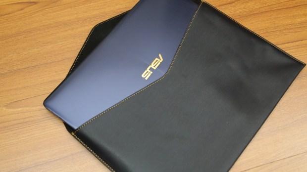 極度輕薄!ASUS ZenBook 3 UX390UA(皇家藍)開箱評測 IMG_5742