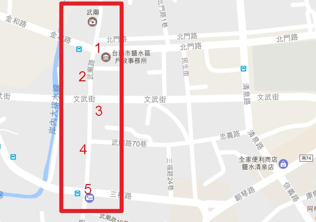 教你如何用手機拍出漂亮的月津港藝術燈景(追加手機4G網路速度測試) 003