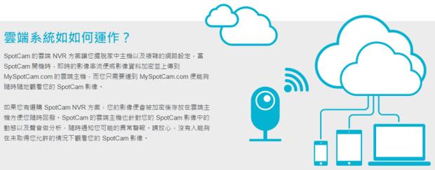 SpotCam Sense開箱評測,Full HD超高畫質、具備溫溼度、亮度感應器的雲端攝影機 037