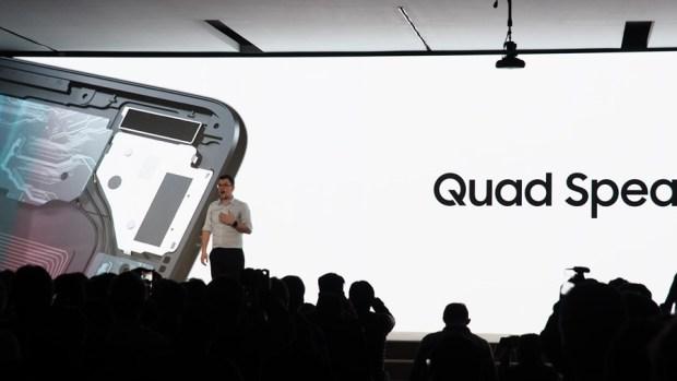三星發表 Galaxy Tab S3 及 Galaxy Book 2合1平板電腦,S Pen 更好用 P2270530