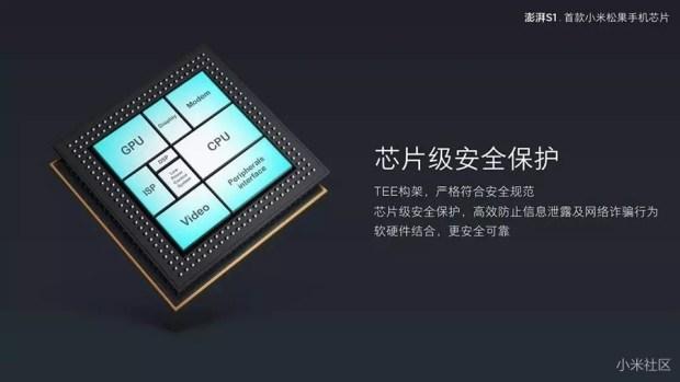 """硬是要""""自幹""""!小米推出自主研發「澎湃S1」手機處理器與「小米5c」 ad15f9e33cca558f05a4a5f5ff342d65"""