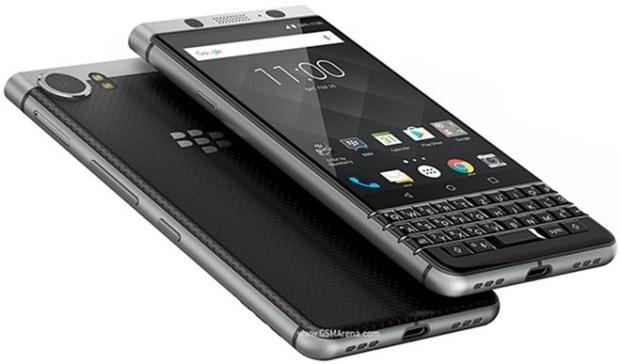 還是實體鍵盤好用!具有實體鍵盤的 BlackBerry KeyOne 在 MWC 率先發表 blackberry-keyone-mercury-2