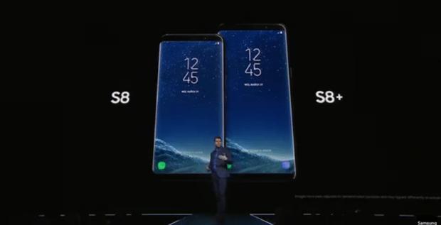 打造全新互動模式,三星 Galaxy S8/S8+ 終於發表! 012-1
