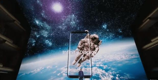 打造全新互動模式,三星 Galaxy S8/S8+ 終於發表! 013-2