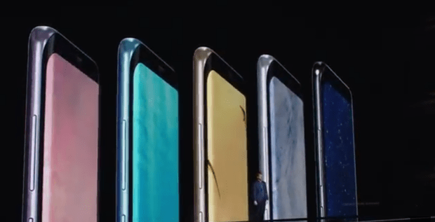 打造全新互動模式,三星 Galaxy S8/S8+ 終於發表! 022-1