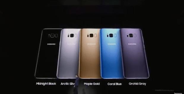 打造全新互動模式,三星 Galaxy S8/S8+ 終於發表! 023-1
