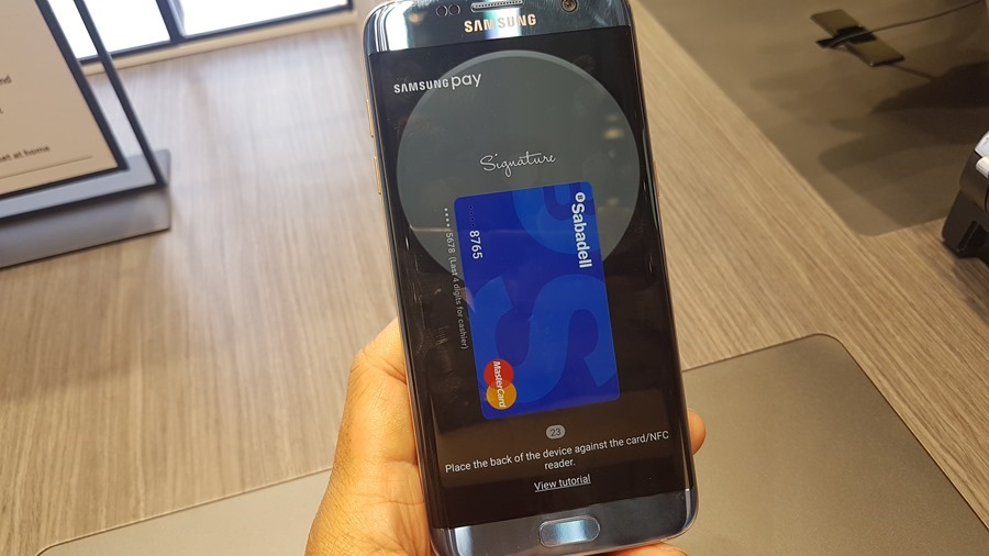 Samsung Pay 動手玩,消費者簡單使用、商家無痛導入的行動支付方式 20170301_112256
