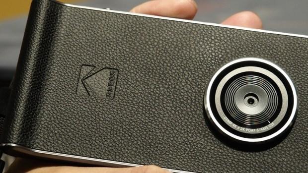 帶著榮耀重返,柯達在台灣正式推出 KODAK EKTRA 復古拍照手機 3090969