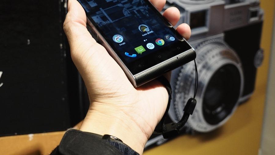 帶著榮耀重返,柯達在台灣正式推出 KODAK EKTRA 復古拍照手機 3090974