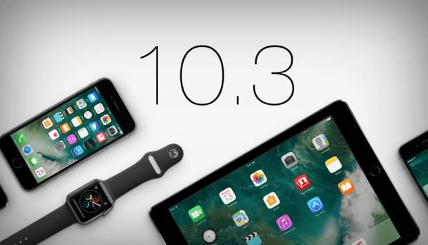 iOS 10.3 正式推出,推出新的 AirPods 尋找功能並擴大 Siri 使用範圍至支付、叫車 ios-10.3-1