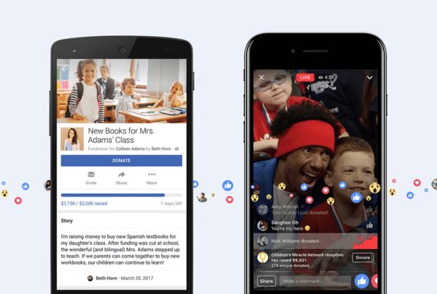 Facebook在美國開放「個人募資」工具,可在個人頁面發起專屬募資活動 pages-donate-button-hero-e28094-newsroom