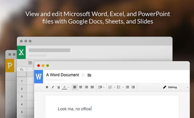 免裝 Office,直接在 Chrome 編輯 Word、Excel、Power Point 檔案,應急超方便 00145