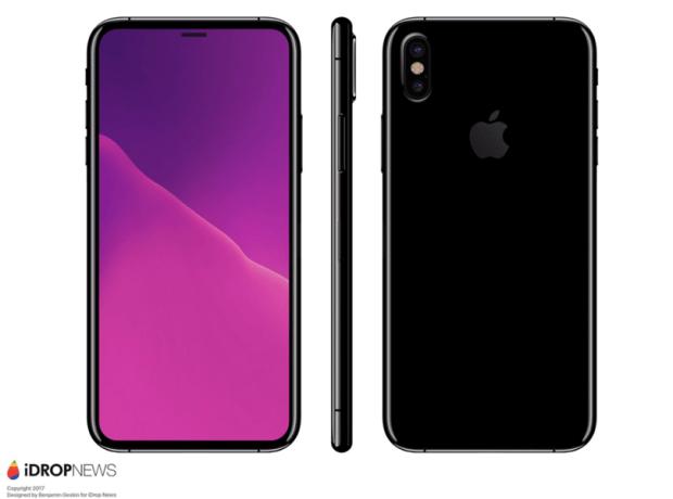 iPhone 8 實機超漂亮!隱藏式 Touch ID、無邊框螢幕、不鏽鋼中框與拉長的電源鍵 007