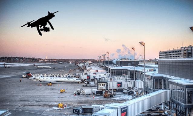 空拍機惡意干擾成都機場,DJI 懸賞百萬人民幣逮人 043