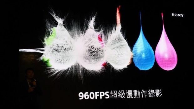 Sony Xperia XZs/XA1 來囉!搭載每秒 960 格超慢速攝影,捕捉平常看不到的瞬間 3311323