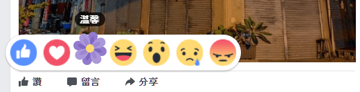 Facebook 再度開放母親節隱藏心情按鈕「溫馨」 007