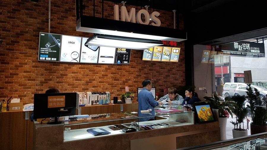 台灣最狂的包膜店!【膜斯密碼】西門旗艦店給你星巴克級的消費體驗 20170426_152047