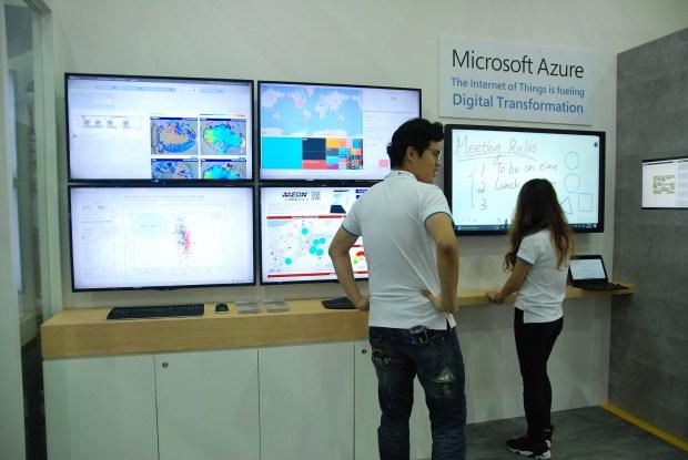 微軟帶你簡單了解日常生活中的物聯網應用 DSC_0039-900x602