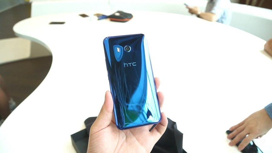 哇!HTC U 11 水漾動人美得不像話!Edge Sense 功能與規格搶先看 htcu11_leak_3