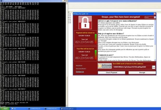 XP 專用 WannaCry 勒索病毒解密工具 Wannkey + Wanafork wannakey