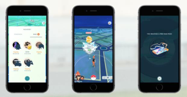團戰系統即將開放!Pokemon Go 關閉全球道館迎接新系統 017