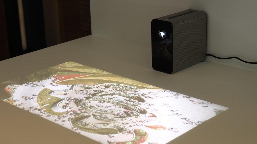 Xperia XZ Premium 超時尚新色「鏡粉」來囉!智慧互動投影機 Sony Xperia Touch 閃耀登場 6263151