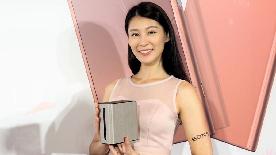 Xperia XZ Premium 超時尚新色「鏡粉」來囉!智慧互動投影機 Sony Xperia Touch 閃耀登場 6263157