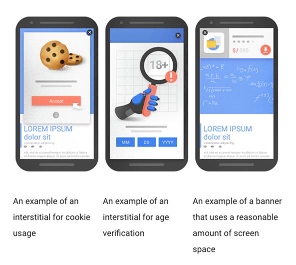 確認!Chrome 將內建廣告過濾功能,主動濾除惱人的網頁廣告 Googles_pop_up_policies