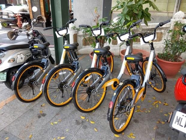 體驗心得:台南 oBike 無樁共享自行車試騎,自由停車無拘束 IMAG0865