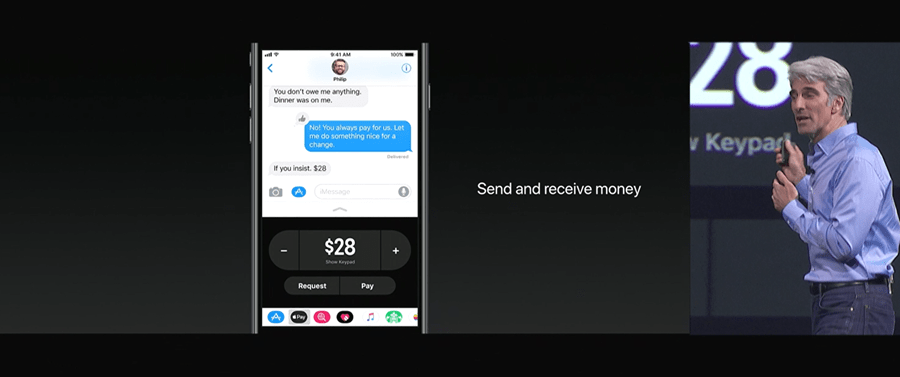 iOS 11 帶來 11 項重大更新,強化人工智慧應用、行動支付以及更聰明的 Siri WWDC2017-142