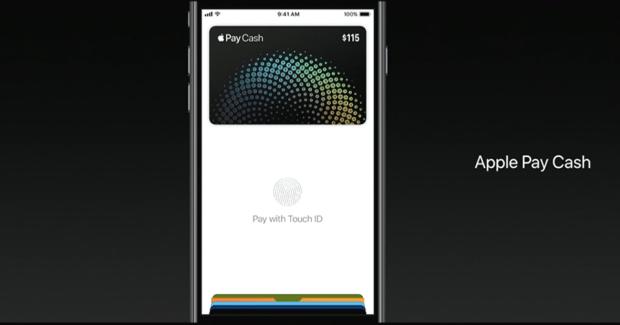 付款不用帶現金,Apple Pay Cash 直接用 iMessage 就能付款! WWDC2017-145
