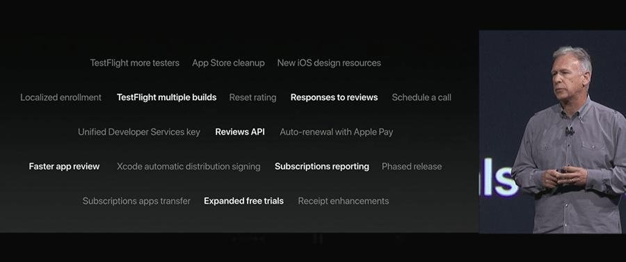 iOS 11 帶來 11 項重大更新,強化人工智慧應用、行動支付以及更聰明的 Siri WWDC2017-209