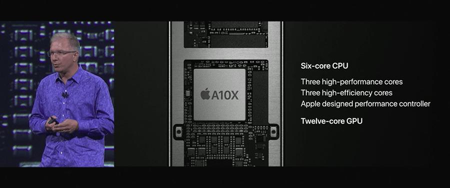 Apple 推出 10.5 吋 iPad Pro,體積縮小螢幕更大,設計取向朝 PC 看齊 WWDC2017-253